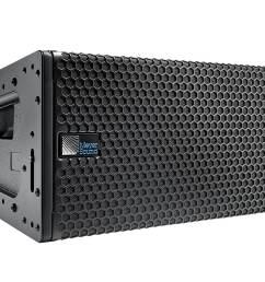 linavery compact linear line array loudspeaker [ 1600 x 900 Pixel ]