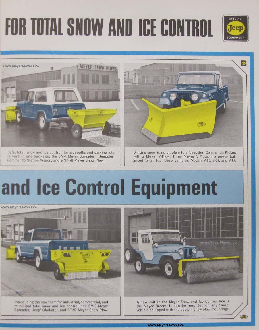Snow Plows For Jeep Wranglers : plows, wranglers, Smith, Brothers, Services, Wrangler, Meyer, Drive, Install, Pictures, Gallery