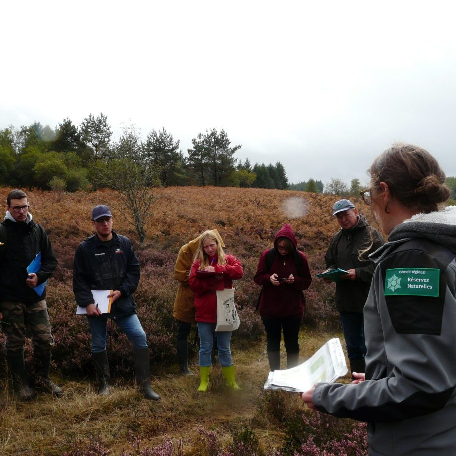 licence 2019 ecole forestiere de meymac