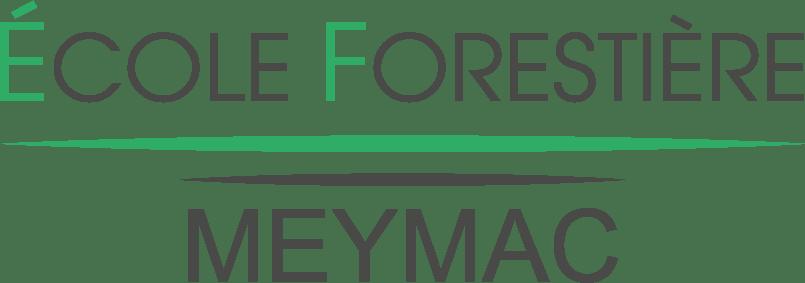 logo ecole forestiere de meymac