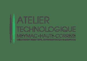 logo atelier technologique Meymac