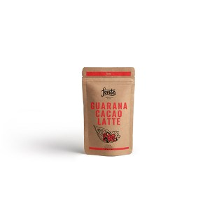 Fonte Guarana Cacao Latte Meza Coffee