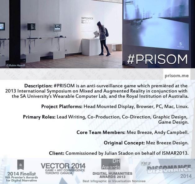 #PRISOM Deets