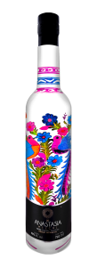 Botella ANASTASIA Mezcal Artesanal 100% Maguey Tepeztate 750ml