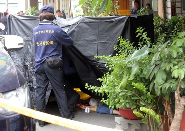 TAIWAN-CRIME