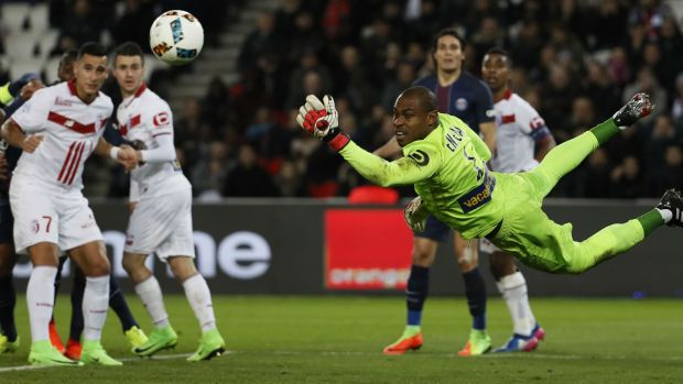 Enyeama in action