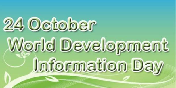 World-Development-Information-Day