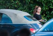 Photograph by Peter Powell. 01-09-2017 This is Laura with the Black Beetle Wayne Rooney drove