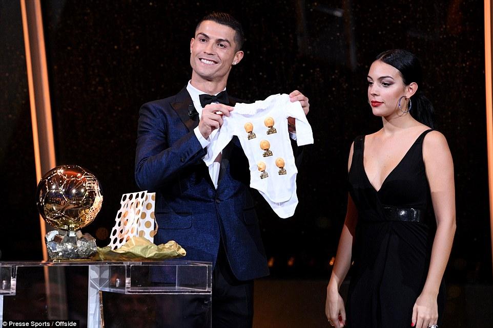 Ballon d'Or 2017 2