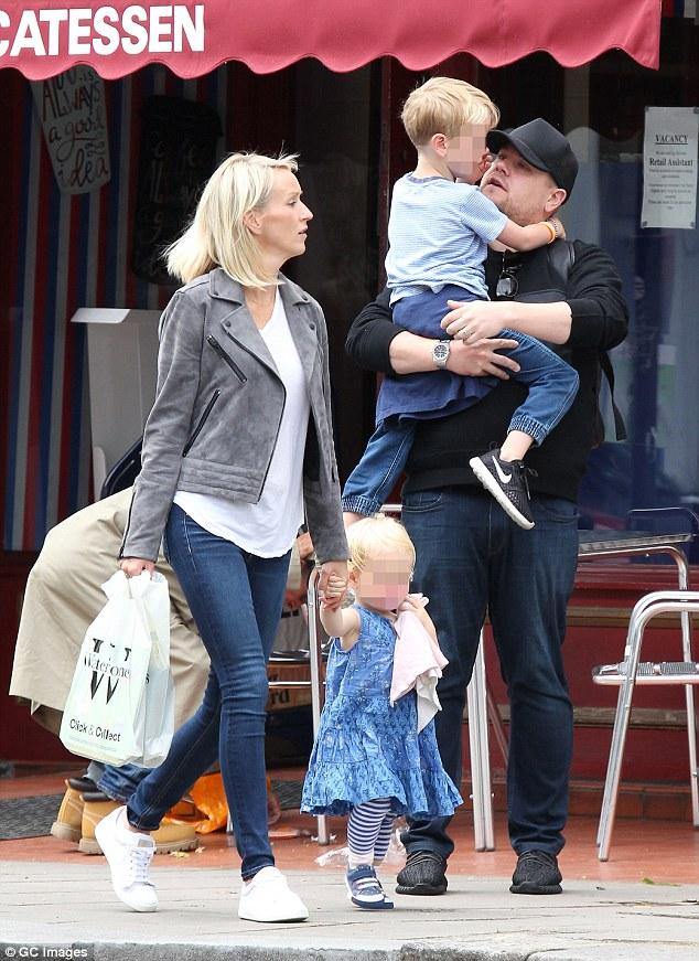Corden and family.jpg