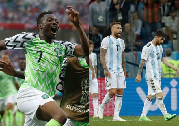 Ahmed Musa and Messi.JPG