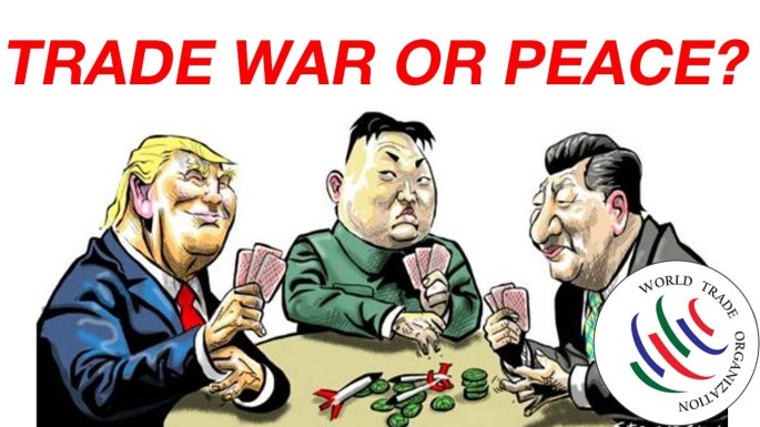 Trade War or Peace