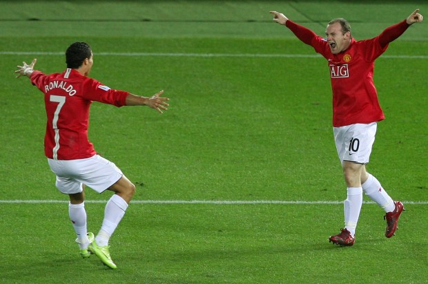 Manchester United v Liga De Quito - FIFA Club World Cup 2008 Final
