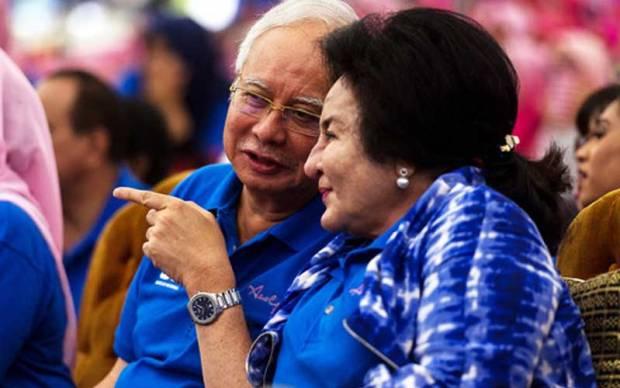 Najib Razak and Rosmah Mansor.jpg