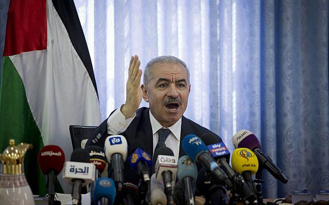 Mohammed Shtayyeh 2