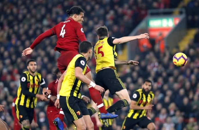 Fotboll, Premier League, Liverpool - Watford