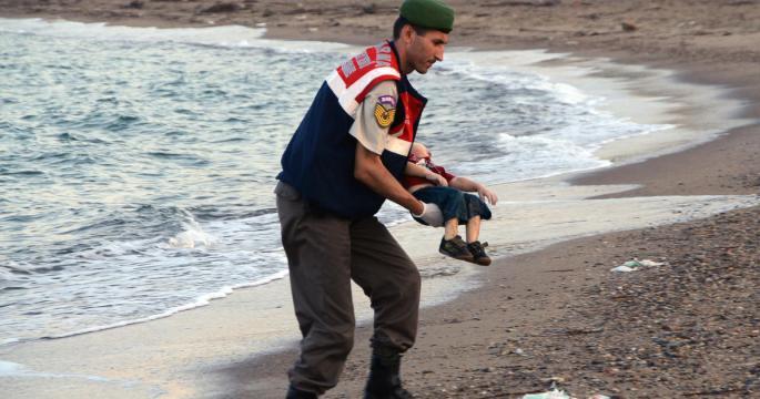 Syrian toddler 2