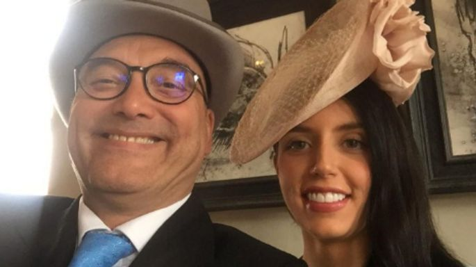 Gregg Wallace and wife Anna 2