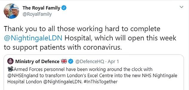 NHS Nightingale hospital 5
