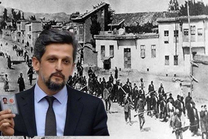 GARO PAYLAN… TBMM… SOYKIRIM VE HDP…