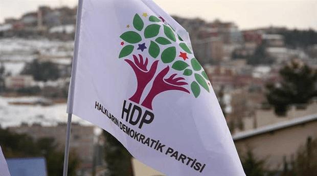 HDP'nin referandum sloganı: Demokratik Cumhuriyet Ortak Vatan İçin HAYIR!
