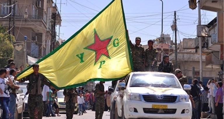 Son Dakika !!! YPG den açıklama :TSK Şengale  hava saldırısında bulundu !