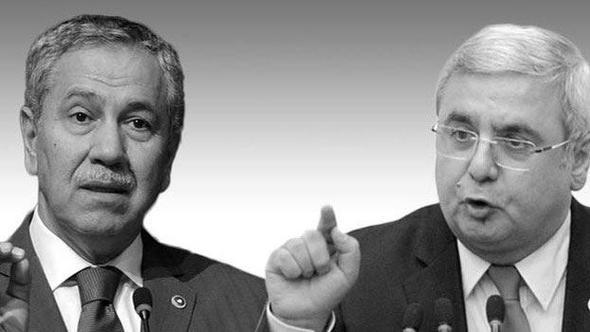 AKP'nin tetikçi milletvekili Metiner'den Arınç'a zehir zemberek Feto suçlaması: senin çapın ve seviyen bu kadar işte