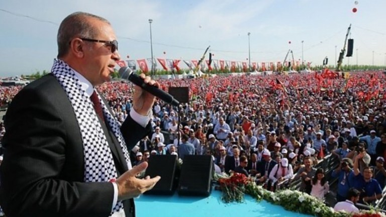 Nurettin YILDIRIM YAZDI: Filistin şovları kime ve neyedir?