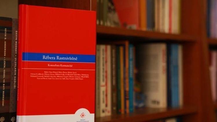 """18 filologdan Kürtçede dil birliği için bir kitap: """"Rêbera Rastnivîsînê"""""""