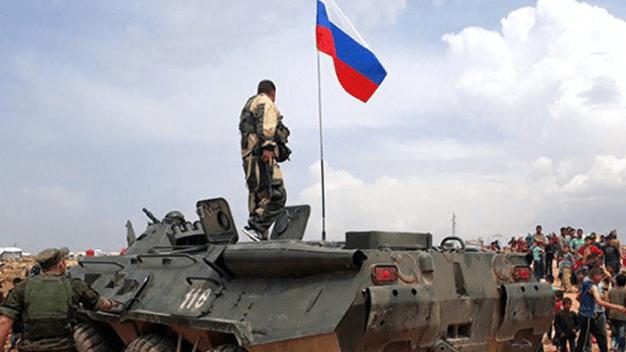 Rusya Kamışlı'ya yeni üs kuruyor Yavuz ÖZCAN
