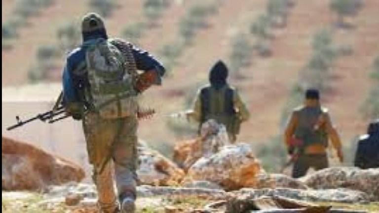 'Libya ve Karabağ'da 800 Suriyeli savaşçı öldürüldü'