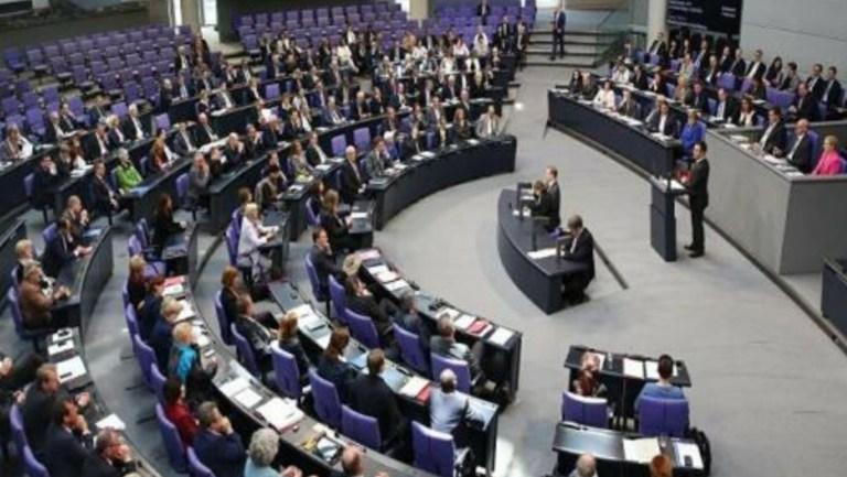 Alman Meclisi 'Ülkücü Hareket'i yasaklayan kararı kabul etti