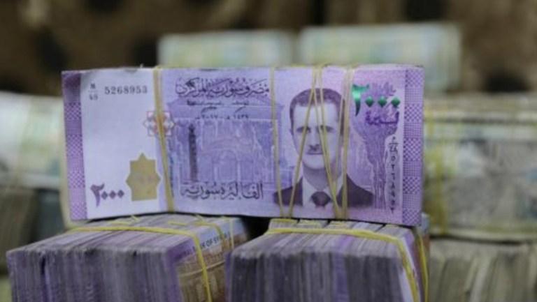 Suriye'nin 2021 bütçesi ekonomik çöküşü tamamlıyor