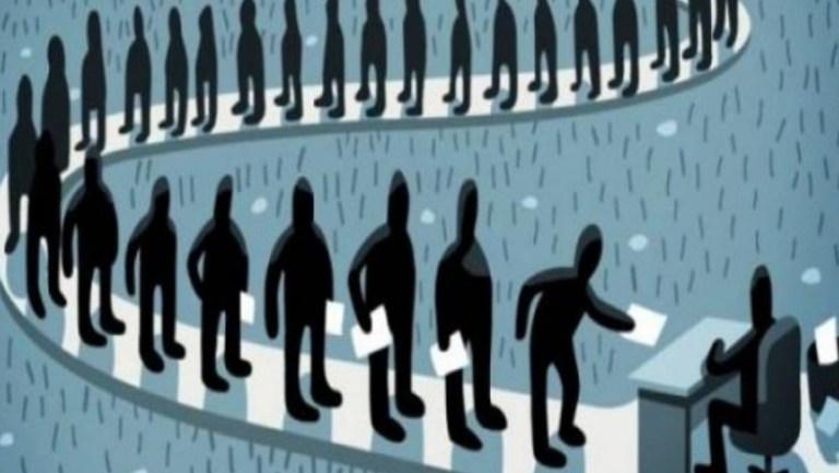 Suriye işsizlikte dünya birincisi!  ŞAM-NISRÎN XELÎL