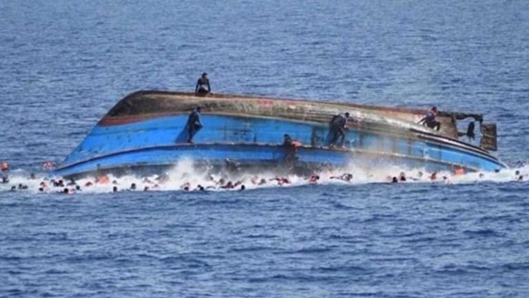 Akdeniz'de tekne battı: En az 43 kişi hayatını kaybetti