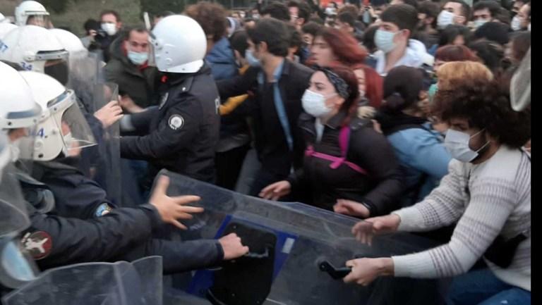 Boğaziçililer Erdoğan'a yazdıkları açık mektubu değerlendirdi: Direnişin kimleri ne kadar korkuttuğunu gösteriyor