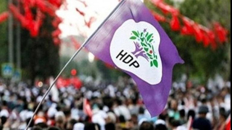 HDP bugün 'Herkes İçin Adalet' kampanyasını başlatıyor