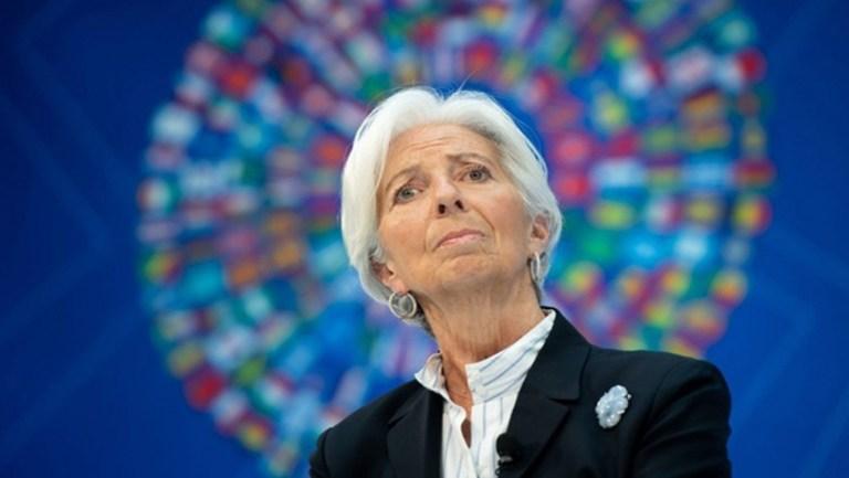 Avrupa Merkez Bankası Başkanı Lagarde'dan vaka artışı ve mutasyon uyarısı