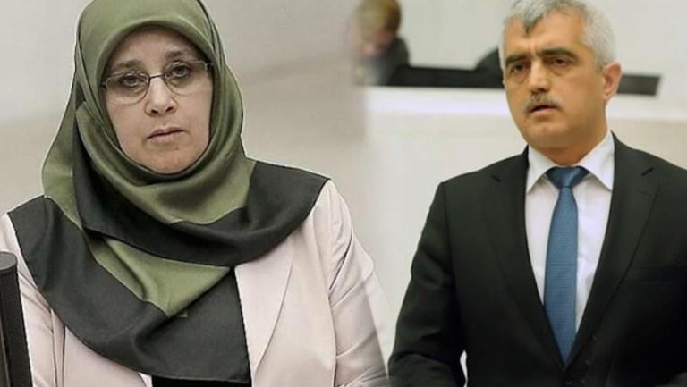 HDP'li Kaya ve Gergerlioğlu hakkında Gare soruşturması