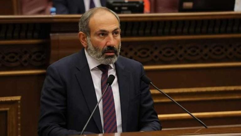 Ermenistan ordusunun istifaya çağırdığı Paşinyan: Darbe girişimi var