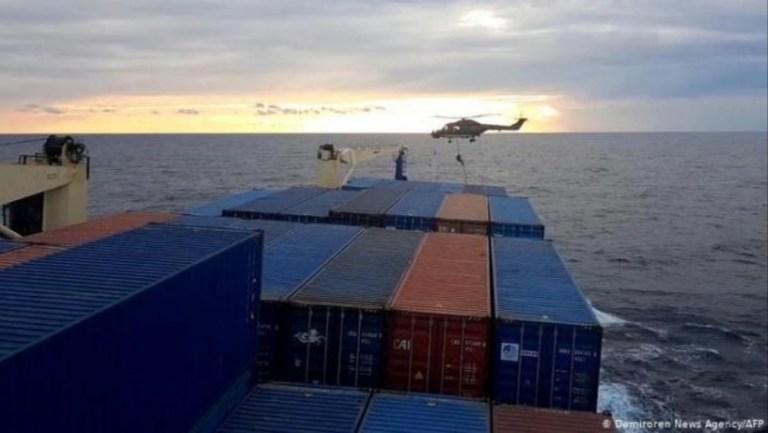 DPA: Türkiye gemilerinin aranmasına izin vermedi