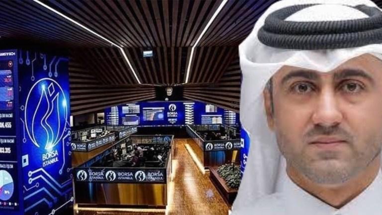 Borsa İstanbul yönetimine Katarlı bir isim de girdi