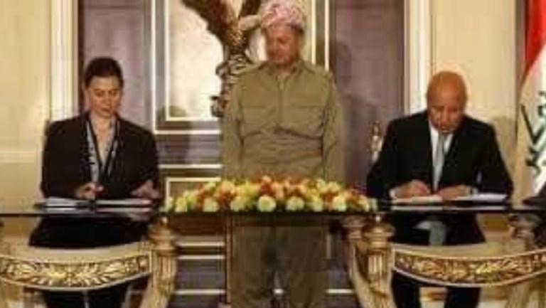 KERKÜK ve ŞENGALI KİM SATTI? Hasan H. Yıldırım & Hussein Erkan