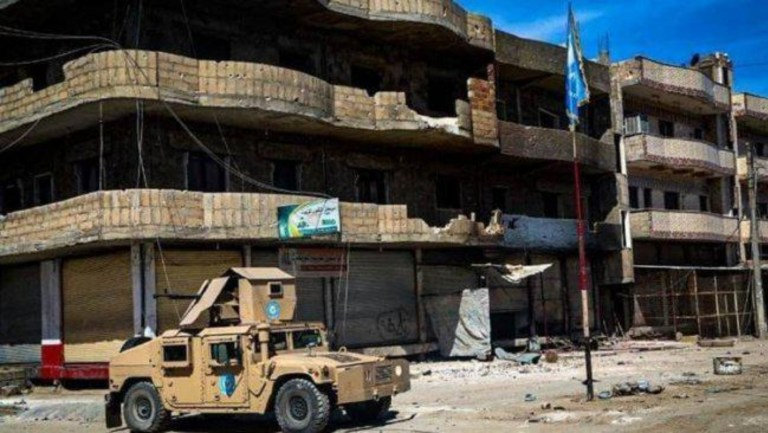 Rojava İç Güvenlik Güçleri'nden Kamişlo açıklaması