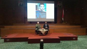 Conferencia en PLN, Indonesia