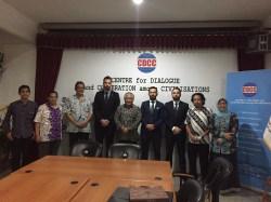 CDCC, ´Centro para el dialogo y cooperación de las civilizaciones´.