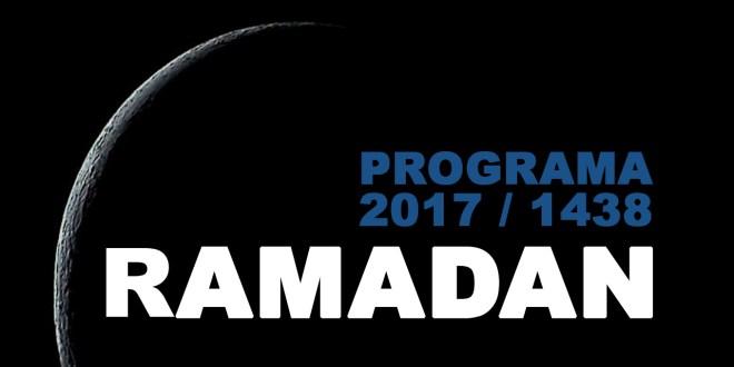 Programa de Ramadan 2017 / 1438