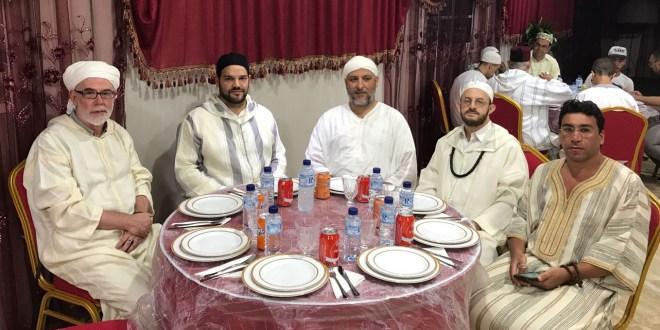 Reportaje de las conferencias organizadas por la Zawiya Al-Alawiya con la colaboración de la Comunidad Islámica Al-Ihsan, Melilla