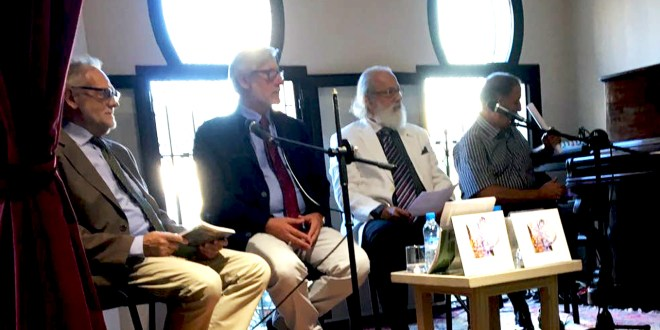 Jalid Nieto y Ahmed Benyessef en Tánger, dos manifestaciones culturales enriquecedoras
