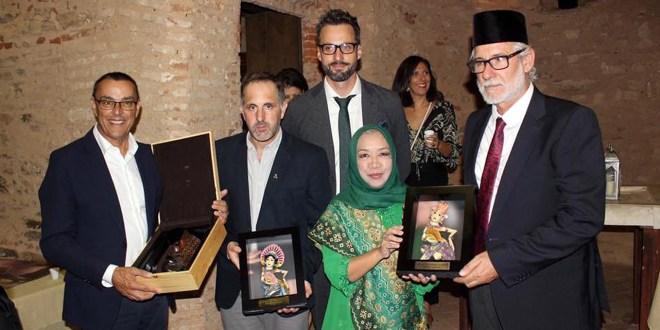 Presencia de Indonesia en las XVIII Jornadas de Cultura Islámica de Almonaster